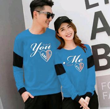 Baju Couple You and Me