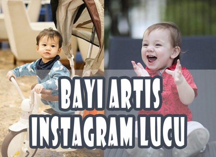 Bayi Artis Instagram