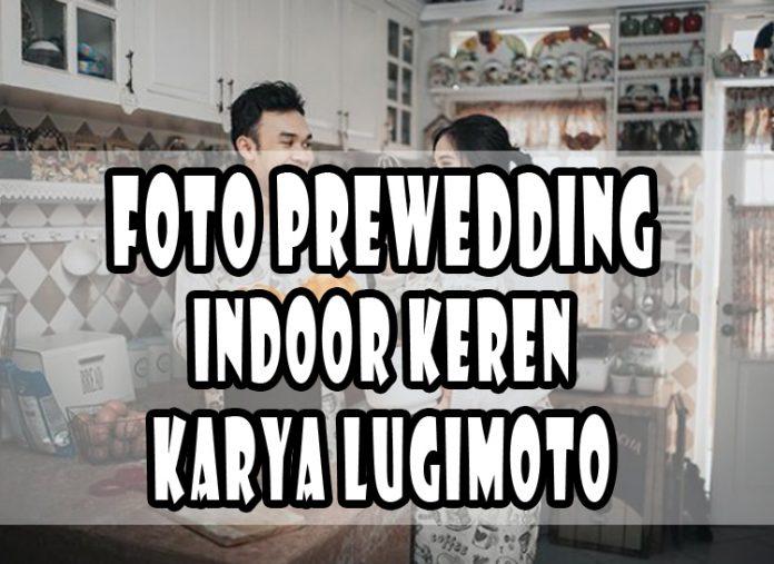 Foto Prewedding Indoor Keren