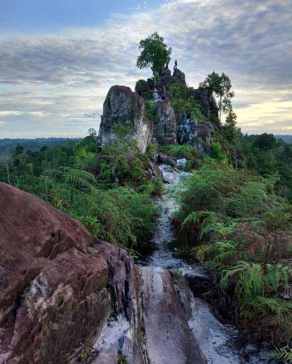 Misteri Pendaki Gunung Pancar