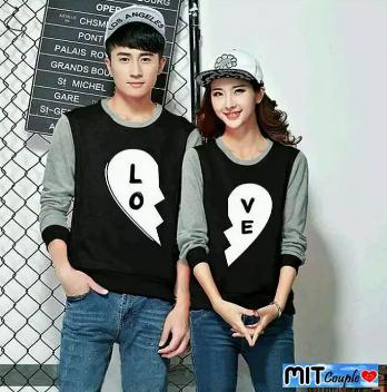 Baju Couple Love