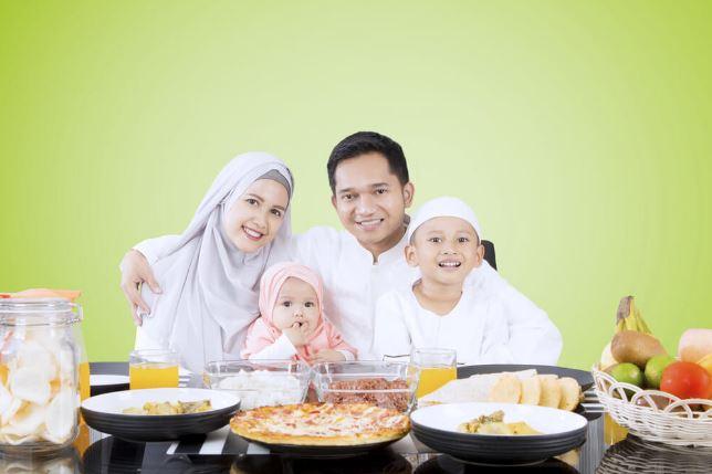 Foto Keluarga Harmonis