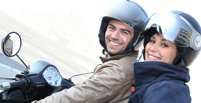 Ajaklah istri berkeliling di sekiratan jalan kota