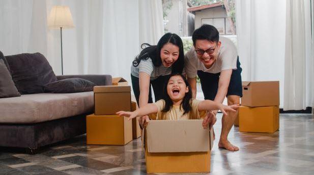 Gaya Foto Lebaran Keluarga Kreatif