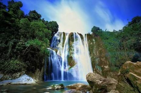 Destinasi Wisata Terbaik Dan Terhits Di Jogja - Air Terjun Sri Gethuk