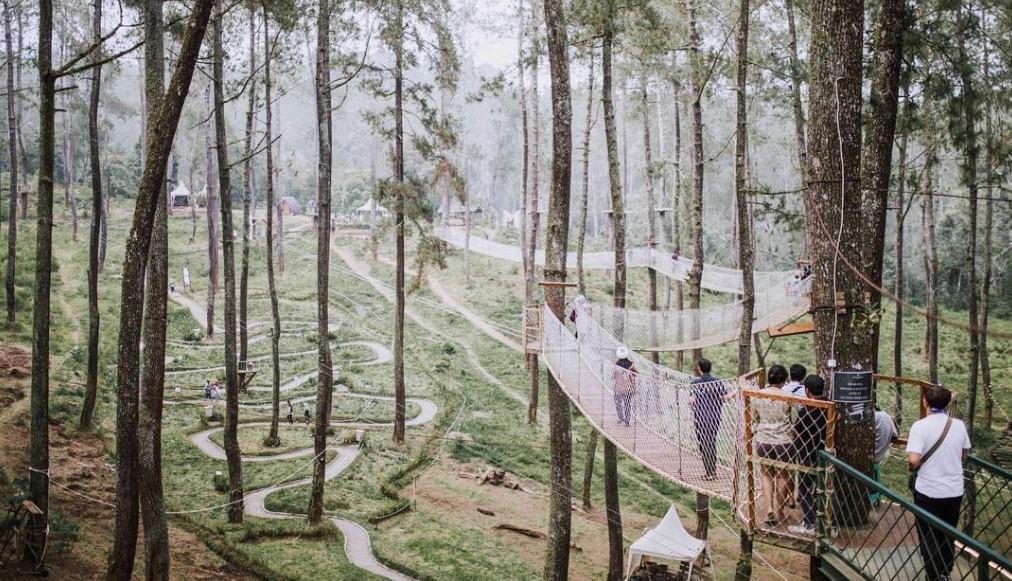 Bandung Merupakan Satu Tempat Yang Memiliki Tempat Wisata Istimewa