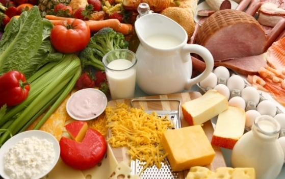 Beberapa makanan yang dianjurkan saat menyusui