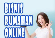 Bisnis Rumahan Online