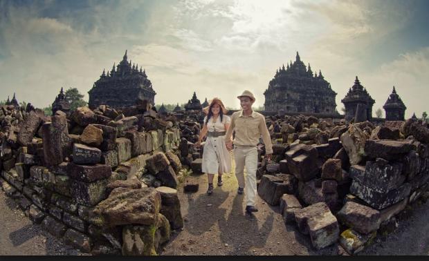 Tempat Wisata Terbaik Dan Terhits Di Jogja - Candi Prambanan