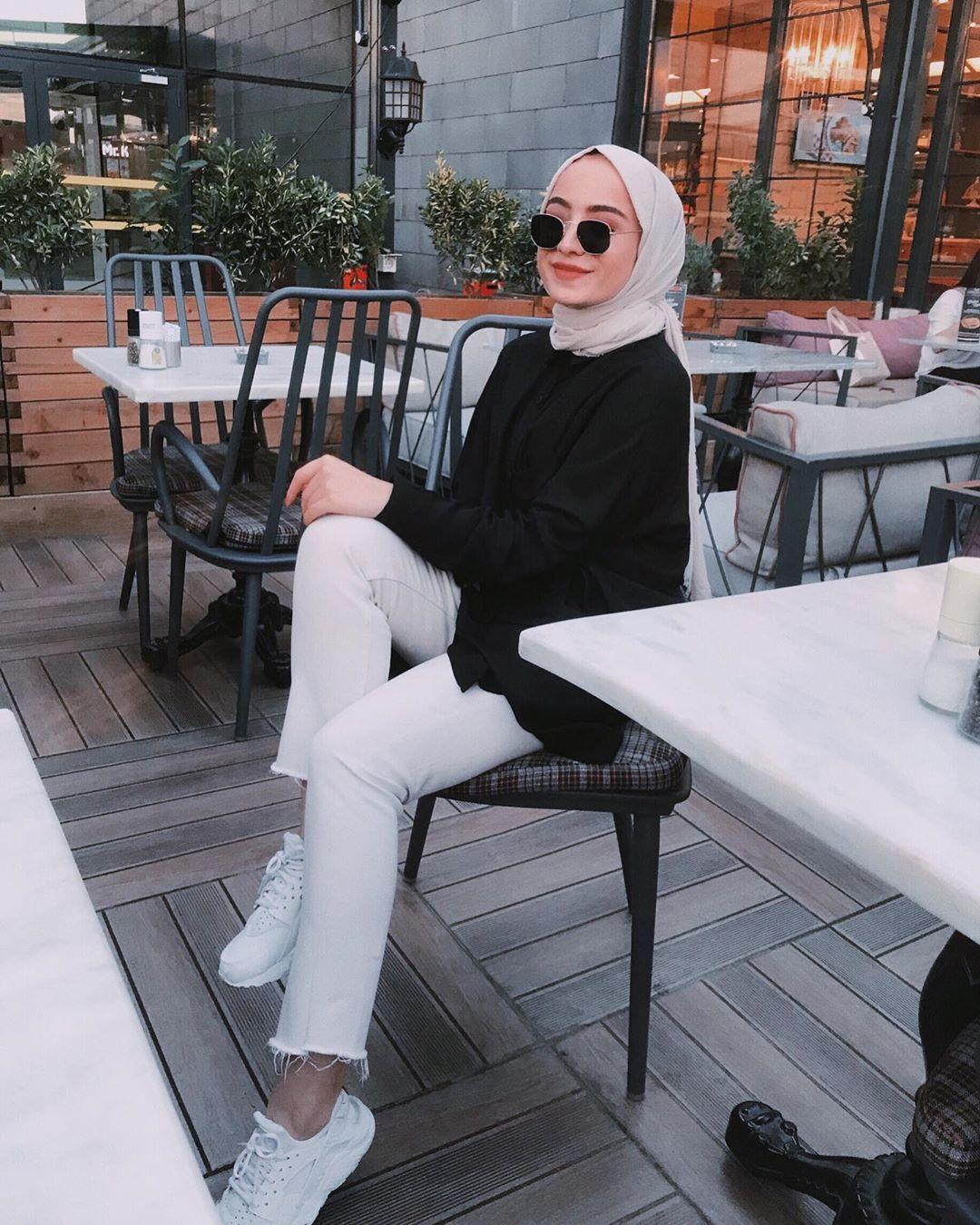 Cara Ootd Hijab Yang Bagus
