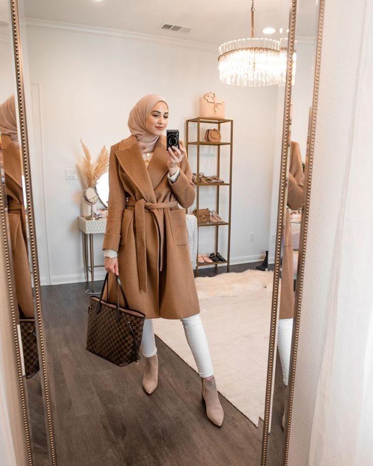 Contoh Pose Model Hijab