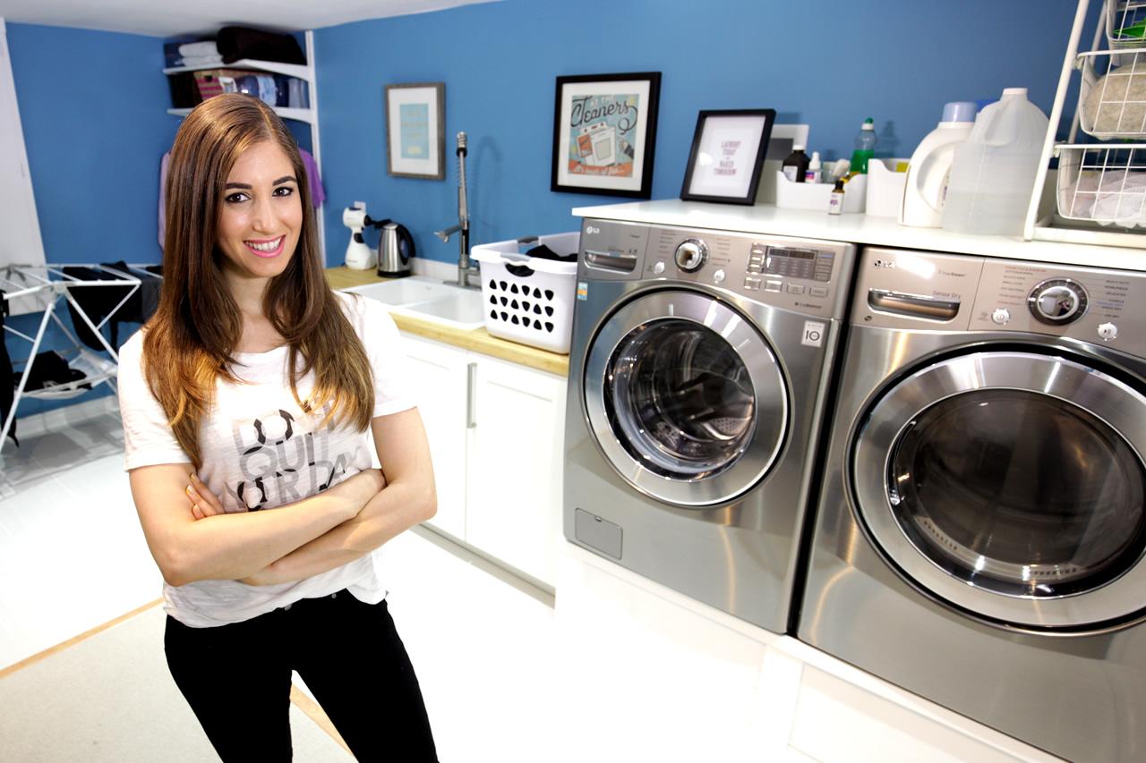 Cuci pakaian skala besar laundry bisnis rumahan 2019