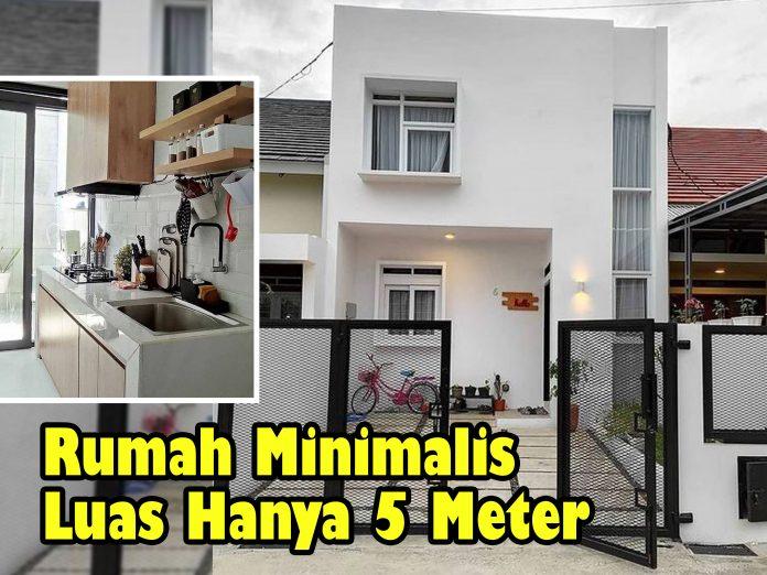 Desain Rumah Minimalis Sederhana Tapi Indah Terkesan Mewah