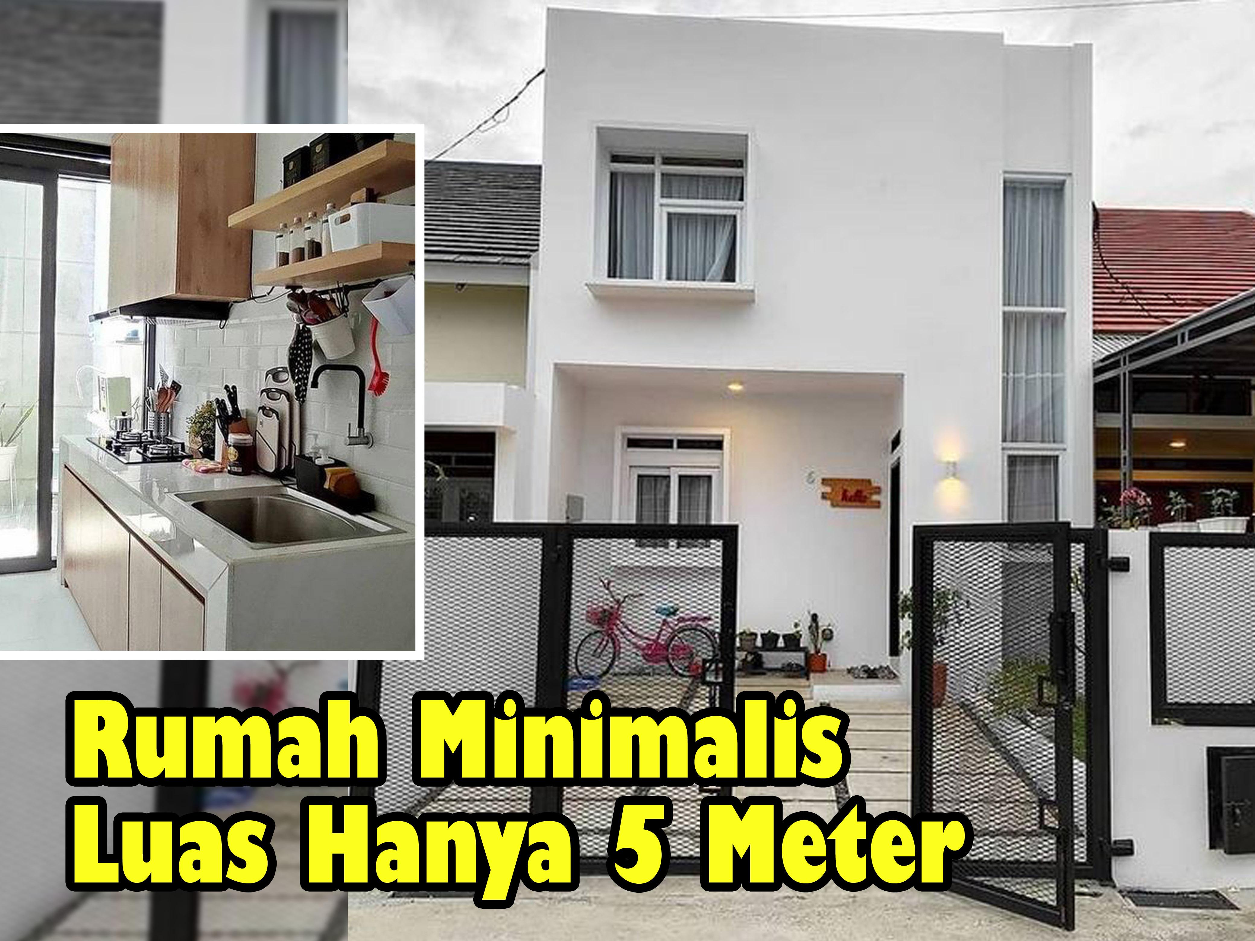 Desain Rumah Minimalis Sederhana Tapi Indah Terkesan Mewah Portalkuningan Com