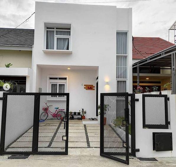 Desain Tampak Depan Rumah Minimalis Sederhana