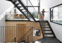Desain Tangga Rumah Cantik 2 Tingkat Minimalis Dan Hemat Ruangan