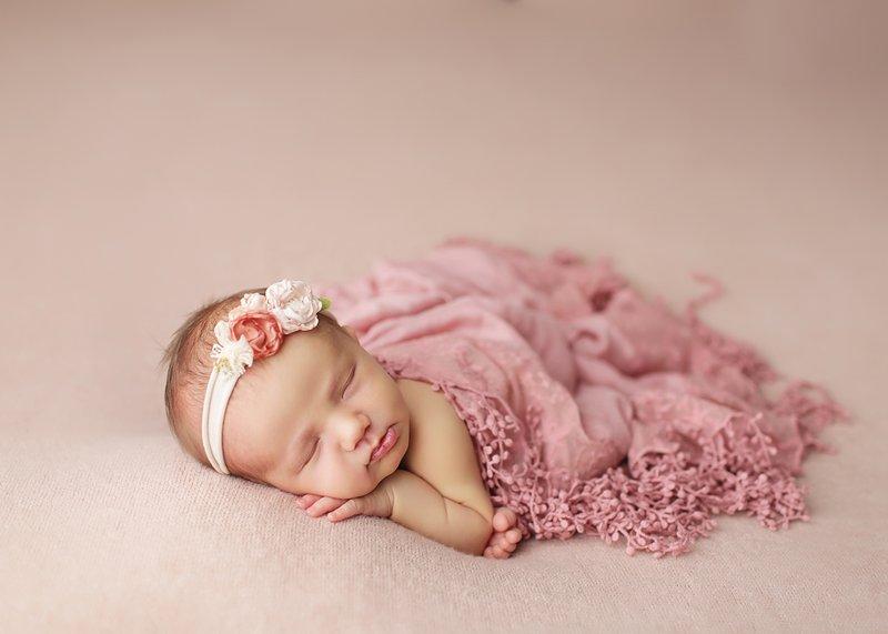 Foto Bayi Lucu Perempuan Korea