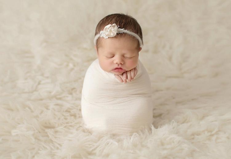 Foto Bayi Perempuan Lucu Imut Cantik