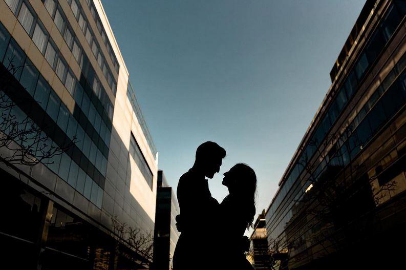 Foto Couple Prewedding Romantis