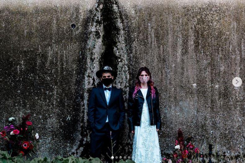 Foto Couple Prewedding Unik