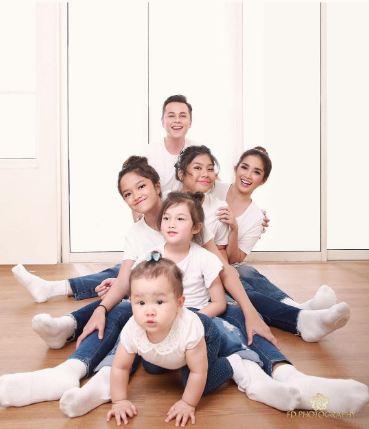 Foto Keluarga Bahagia