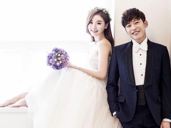 Foto Prewedding Ala Drama Korea