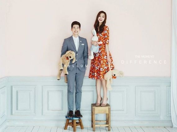 Foto Prewedding Ala Korea