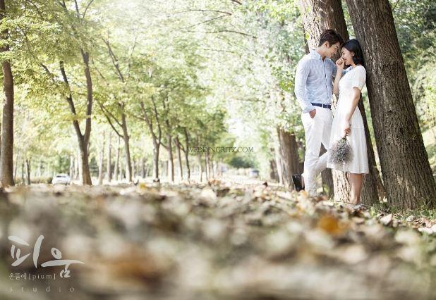 Foto Prewedding Outdoor Murah