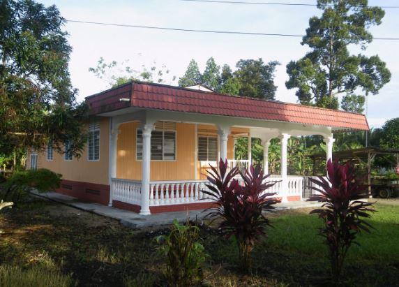 Gambar Rumah Kampung Sederhana Tapi Cantik