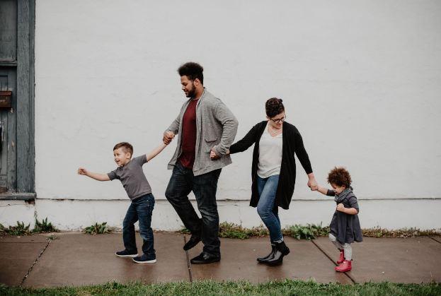 Gaya Foto Keluarga Kece