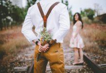 Gaya Foto Prewedding Di Alam Romantis Sederhana Tapi Menarik