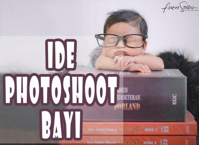 Ide Photoshoot Bayi
