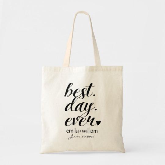 Membuattote bag sebagai souvenir unik hadiah pernikahan