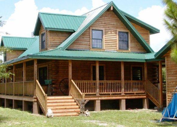 Model Rumah Kayu Sederhana Di Kampung