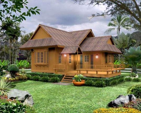 Model Rumah Sangat Sederhana Di Kampung