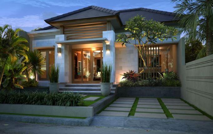 Model Teras Rumah Sederhana Di Kampung