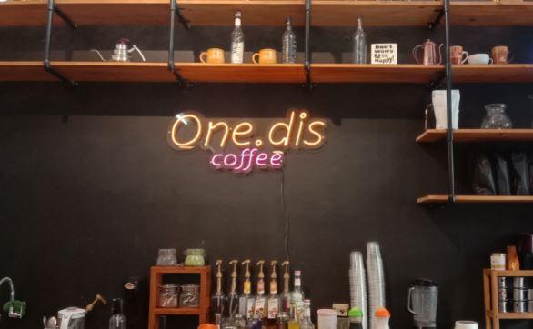 Cafe Di Kuningan - One.Dis coffee