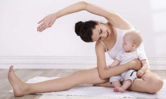 Pilates Diet Untuk Ibu Menyusui