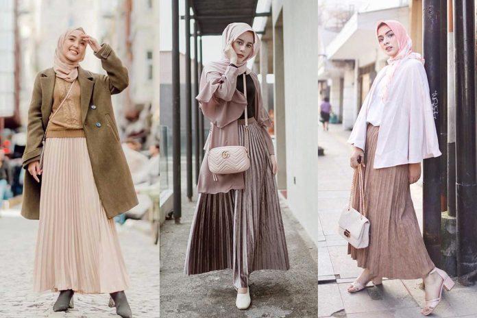 Pose Model Hijab Agar Hasilnya Bagus