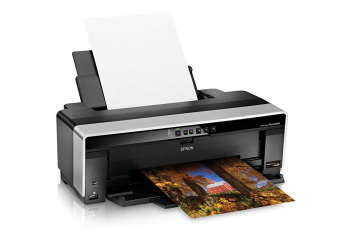 Printer Epson Stylus Photo R2000