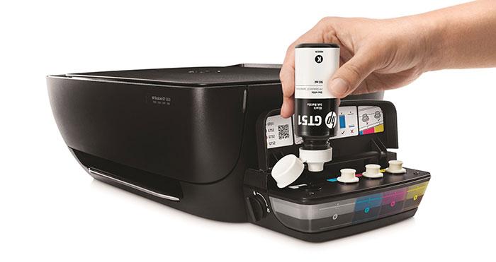Printer Infus HP Ink Advantage GT Series