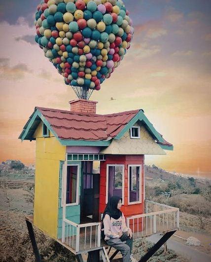 Rumah Balon Pondok Pinus