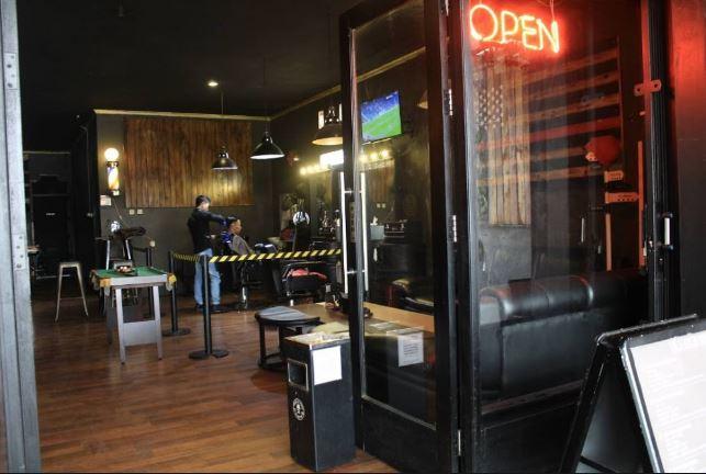 Tempat Ngopi Di Kuningan - SIRJIO Barbershop & Coffeeshop