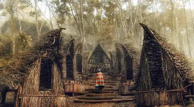 Destinasi Terbaik Dan Terhits Di Jogja - Seribu Batu Songgo Langit Jogja