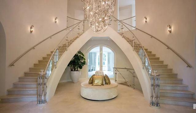 Tangga Rumah Mewah Modern