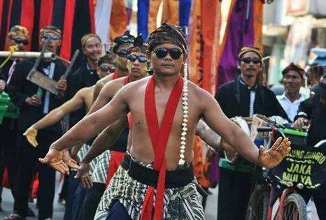 Tari Angklung Bungko