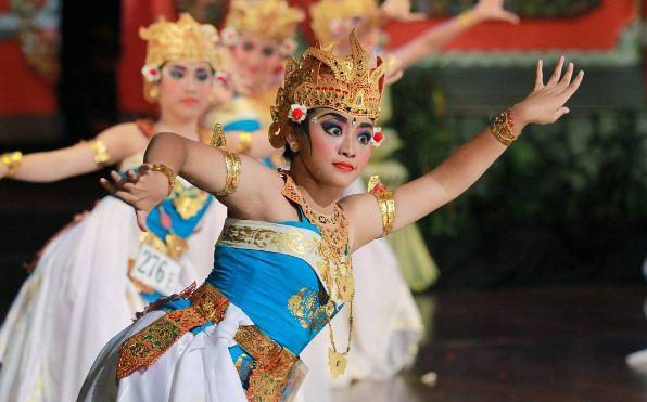 Tarian Asli Bali