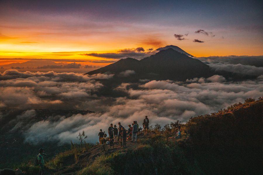 Wisata Gunung Batur Bali
