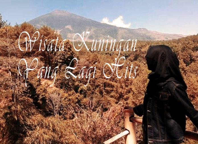 Wisata Kuningan Jawa Barat Yang Lagi Hits Pondok Pinus Curug Landung Cibulan Taman Cisantana Bumi Pelangi Dan Telaga Biru