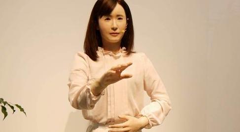 Inilah 5 Robot Canggih Di Dunia Yang Cantik Menyerupai Wanita Aslinya